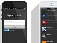 App Press Previewer