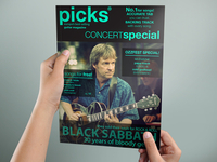 Picks magazine