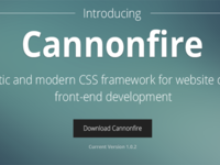 CSS Framework in the works