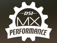 DSI MX Performance logo re-design