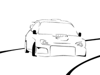 Subaru Illustration 2