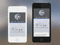 Scalable iPhone Mockups