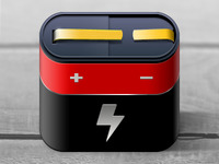 Battery iPhone Icon