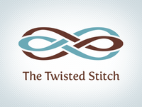 The Twisted Stitch Logo