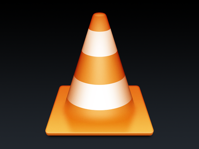 Download VLC Replacement Icon