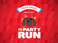 McParty Run Masthead