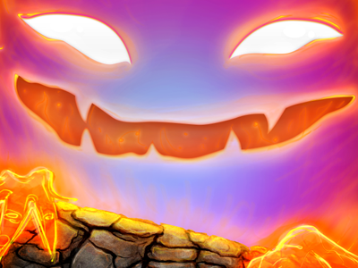 Calcifer-demon