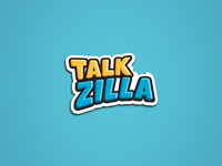 Talkzilla_dribbble_teaser