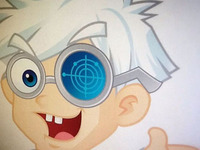 Mad Boy Scientist