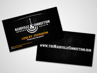 Nashville Connection Business Card