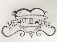 Heart In Wire