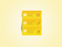 Yellow Brochure