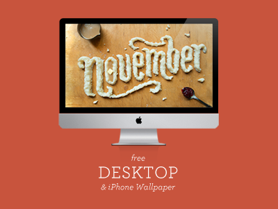 Download Free Food Type November Wallpaper