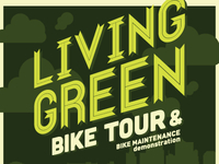 USGBC Living Green Bike Tour