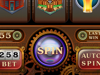 "Slot Game ""Spy London"""