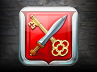 "Icon for App Store ""Detective audit"""