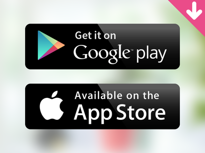 Android app on google play vector dribbble vector freebie google play badge by wr reheart Images
