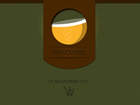 Beergusto logo project