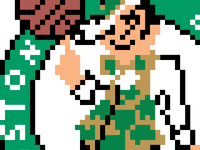Boston Celtics | NB8-Bit