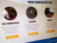 Ag Leader Solutions Homepage