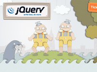 Illustrations for jQueryUK website
