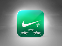 Nike+ Training - AppIcon