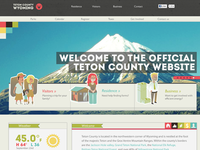 Teton County Site