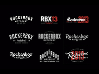 Rockerbox - Logo Development