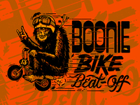 Boonie Bike Beat-Off