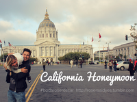 Video California Honeymoon Trip