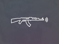 Wireless AK47