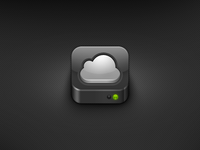 Stratus iPhone Icon