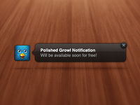 Growl Notification