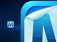 Mashable Icon Detail
