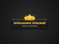 Achievement Unlocked!