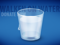 Walken On Water Icon