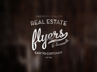 Real Estate Flyers logo