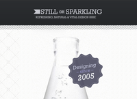 Still or Sparkling Design
