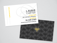 LC's Business Cards WIP