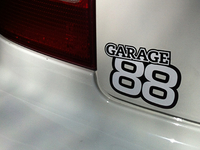 Garage 88 Stickers