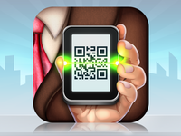 Digital Business Card Icon