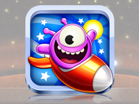 The Ories: Super Space Monsters - iphone icon