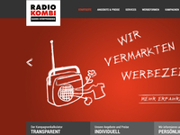 Radio Advertising / Softrelaunch