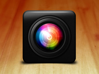 Just another camera app icon