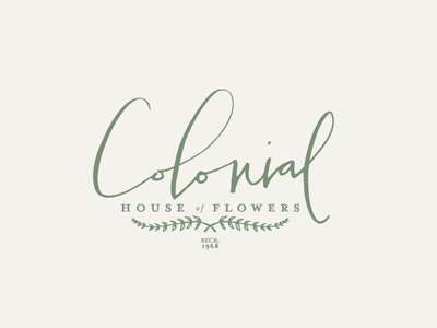 Colonial-house-of-flowers