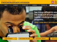 Undergraduate Studies | Loyola University Chicago