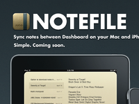 Notefile Teaser