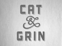 Cat And Grin Logo