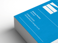 Épure Design Business Card