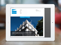 Épure Design Website